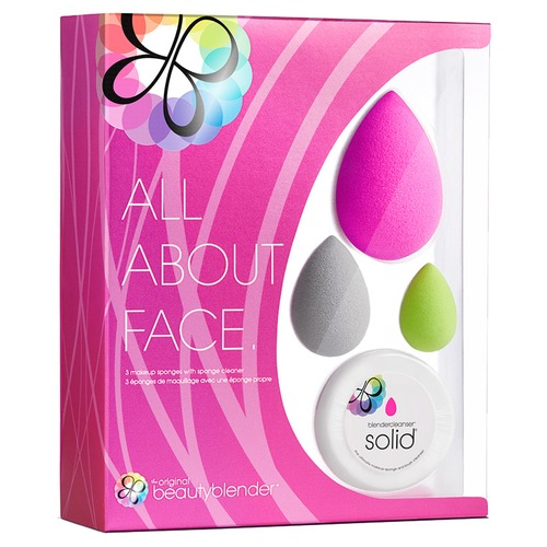 Beautyblender Набор All.about.face Набор All.about.face beautyblender красота vk