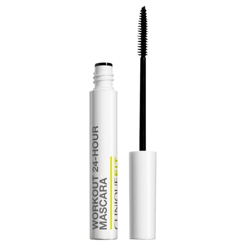 Clinique Workout 24-Hour Mascara Тушь для ресниц Black тушь для ресниц clinique high impact mascara black цвет black variant hex name 000000