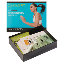 ILE DE BEAUTE BOX №45 CLINIQUE FIT!