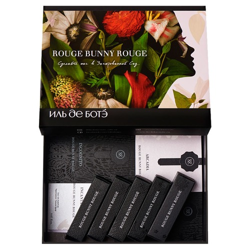 ILE DE BEAUTE BOX №46 ROUGE BUNNY ROUGE