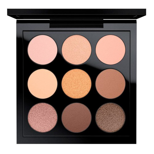 MAC EYE SHADOW AMBER TIMES NINE X9 Палетка теней