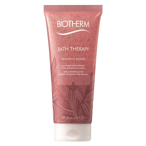 Biotherm Bath Therapy Relaxing Скраб для тела Bath Therapy Relaxing Скраб для тела biotherm bath therapy delighting крем для тела увлажняющий bath therapy delighting крем для тела увлажняющий