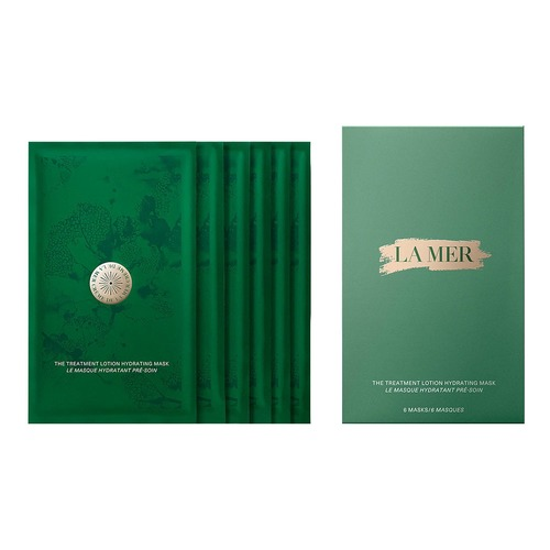 La Mer Тканевая маска Treatment Lotion Hydrating Mask маска la mer