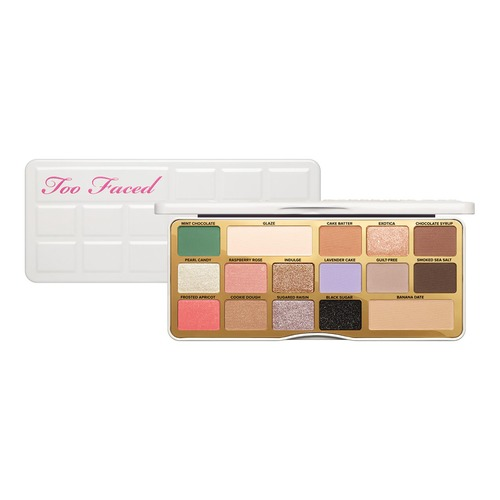 Too Faced WHITE CHOCOLATE BAR Палетка теней WHITE CHOCOLATE BAR Палетка теней 4x universal white amber flash 4 led emergency beacon dash warning strobe light bar