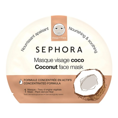 SEPHORA COLLECTION Маска для лица с кокосом. Новая коллекция Маска для лица с кокосом. Новая коллекция sephora collection маска для лица с углем новая коллекция маска для лица с углем новая коллекция