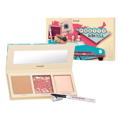 Benefit Pretty In The USA Палетка для макияжа