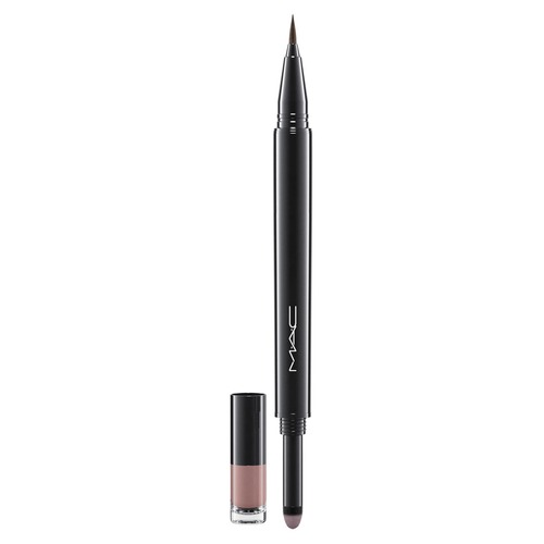 MAC SHAPE & SHADE BROW TINT Карандаш для бровей двусторонний Spiked
