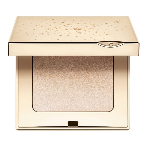 Clarins Illuminating Sculpting Powder Мерцающая пудра для лица и декольте Illuminating Sculpting Powder Мерцающая пудра для лица и декольте хайлайтер bell secretale nude skin illuminating powder цвет 01 variant hex name f0d7cb