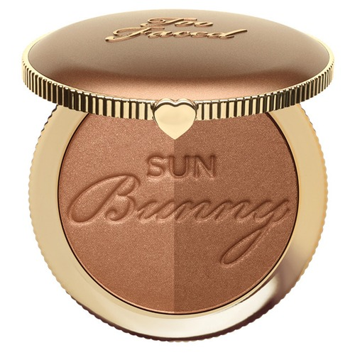 Too Faced SUN BUNNY Бронзирующая пудра Sun Bunny bad bunny chile