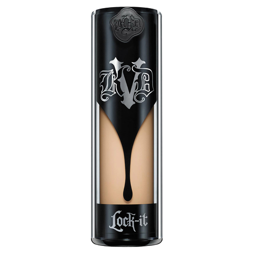 Kat Von D LOCK IT Тональная основа Medium 55 Neutral консилер absolute new york radiant cover 04 цвет 04 light medium neutral variant hex name b68161