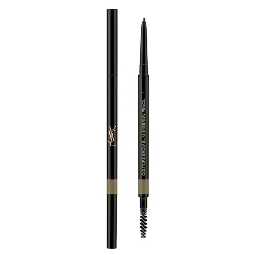 Yves Saint Laurent COUTURE BROW SLIM Ультратонкий карандаш для бровей 4 yves saint laurent eyeliner shocking automatique подводка 4 deep green