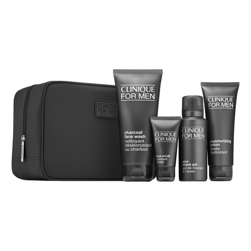 Clinique For Men Essential Set Набор для ухода за мужской кожей For Men Essential Set Набор для ухода за мужской кожей ale cycling jersey sets oversized size bike costom set long sleeve mtb sportswear set custom men men maillot ciclismo