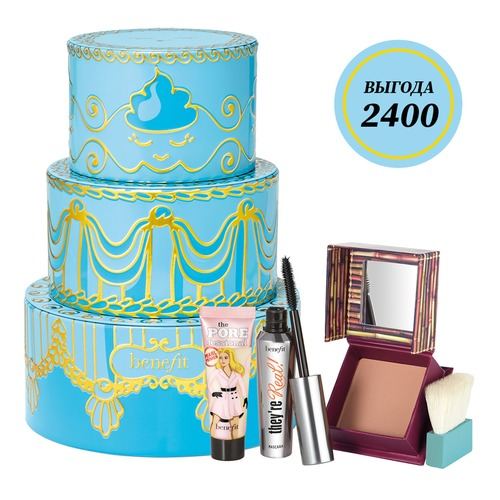 Benefit Goodie Goodie Gorgeous Набор для макияжа Goodie Goodie Gorgeous Набор для макияжа jacques lemans liverpool 1 1775c