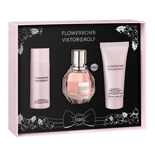 Viktor&Rolf FLOWERBOMB Подарочный набор для женщин FLOWERBOMB Подарочный набор для женщин wholesale cc308 full range wireless camera gps anti spy bug detect rf signal detector gsm device finder fnr cc308