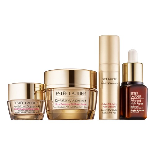 Estee Lauder Revitilizing Supreme+ Starter Set Набор Revitilizing Supreme+ Starter Set Набор estee lauder advanced night repair набор средств ухода advanced night repair набор средств ухода