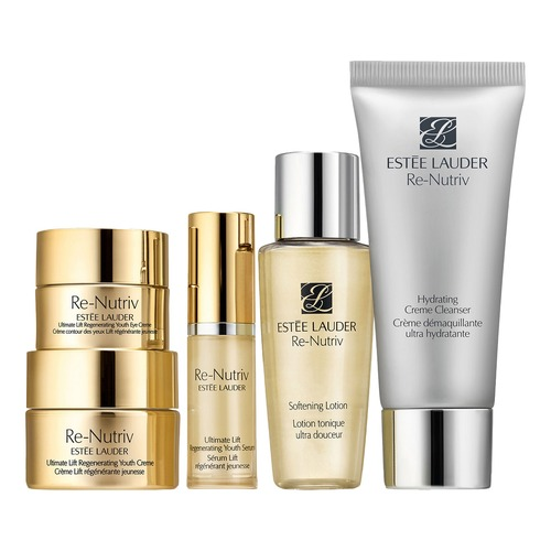 Estee Lauder Re-Nutriv Ultimate Reginerating Youth Trave Набор для путешествий Re-Nutriv Ultimate Reginerating Youth Trave Набор для путешествий estee lauder re nutriv ultra radiance тональный крем spf15 ivory beige 3n1