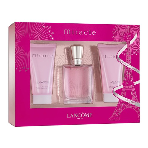 Lancome Miracle Подарочный набор Miracle Подарочный набор lancome miracle forever