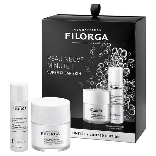 Filorga SCRUB&MASK Набор SCRUB&MASK Набор rose seaweed mask seaweed grain water mask mask pepper mask 250g ml