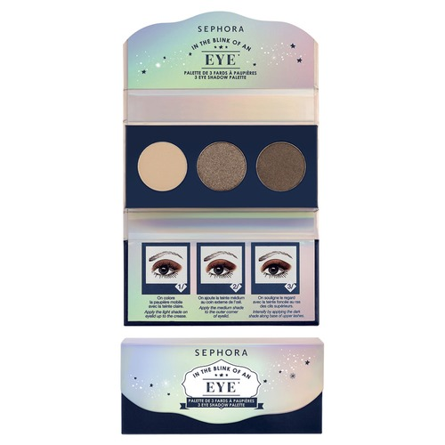 SEPHORA COLLECTION ONCE UPON A NIGHT IN THE BLINK OF AN EYE Палетка теней ONCE UPON A NIGHT IN THE BLINK OF AN EYE Палетка теней моннако путевку