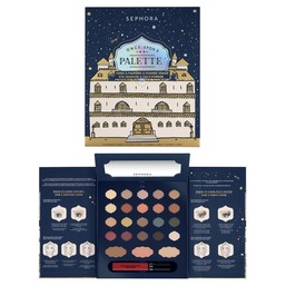 ONCE UPON A NIGHT ONCE UPON A PALETTE Палетка для макияжа лица, глаз и губ
