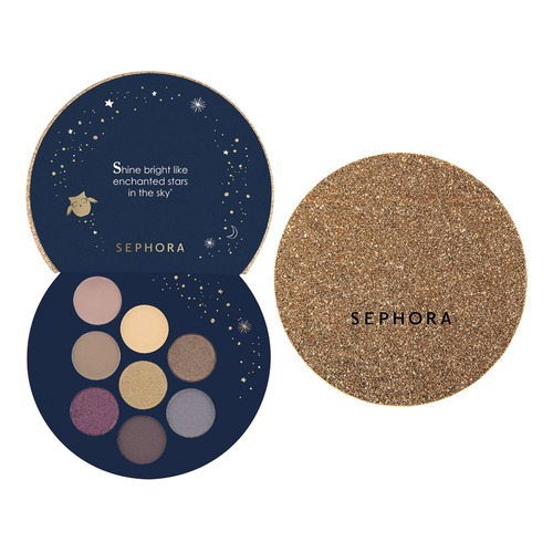 SEPHORA COLLECTION ONCE UPON A NIGHT ENCHANTED SKY Палетка теней ONCE UPON A NIGHT ENCHANTED SKY Палетка теней stylish night sky bat spider bedroom ceiling decoration fluorescence glow wall stickers