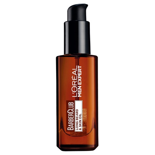 LOreal Paris Men Expert Barber Club Масло для бороды