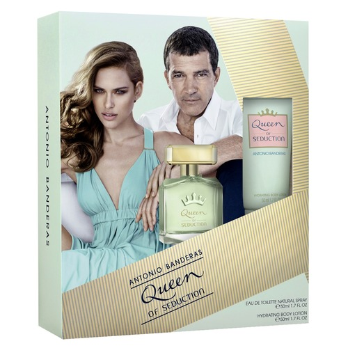 Antonio Banderas Queen of Seduciton Набор Queen of Seduciton Набор