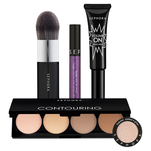 SEPHORA COLLECTION Sephora Collection Set Вечерний образ Sephora Collection Set Вечерний образ sephora