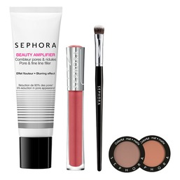 Sephora Collection Set Образ в стиле Smoky Eyes