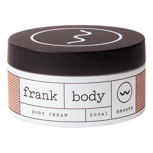 Frank Body Крем для тела Крем для тела крем для тела the body crème