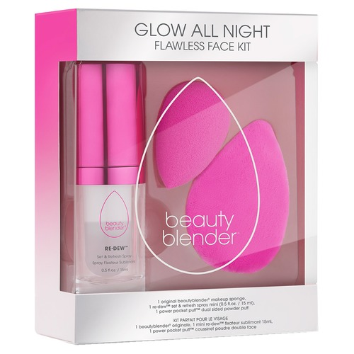 Beautyblender Набор Glow All Night