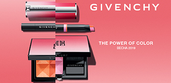 GIVENCHY - Коллекция макияжа Весна 2019 The Power Of Color