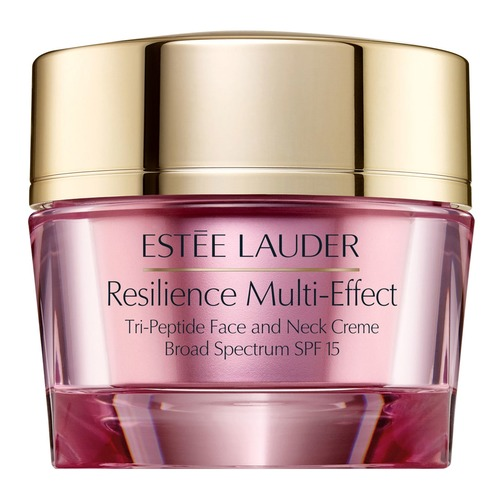 Estee Lauder Resilience Multi-Effect Tri-Peptide Face and Neck Crème SPF 15 Дневной лифтинговый крем