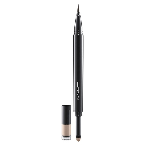MAC SHAPE & SHADE BROW TINT Карандаш для бровей двусторонний Fling mac shape