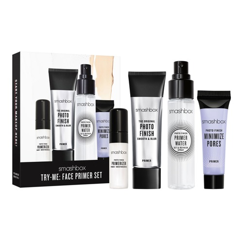 Smashbox Try-Me: Face Primer Набор праймеров Try-Me: Face Primer Набор праймеров lancome attraction sale миниатюра 7 мл