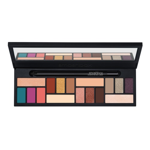 Smashbox L.A. Cover Shot Eye Palette Палетка теней для глаз L.A. Cover Shot Eye Palette Палетка теней для глаз