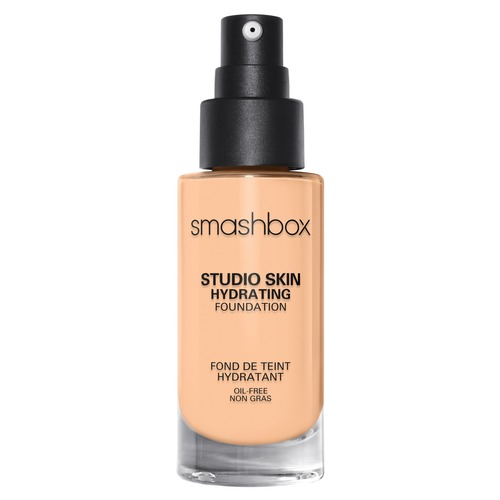 Smashbox Studio Skin Hydrating Foundation Тональная основа 2.25 Light-Medium with Cool Undertone + Hints of Peach smashbox studio skin flawless 24 hour concealer консилер light medium cool