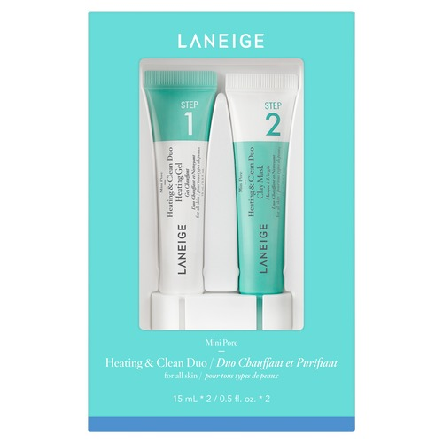 Laneige MINI PORE Heating & Clean Набор