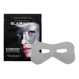 METALLIC EYE MASK Маска для лица, наполняющая энергией
