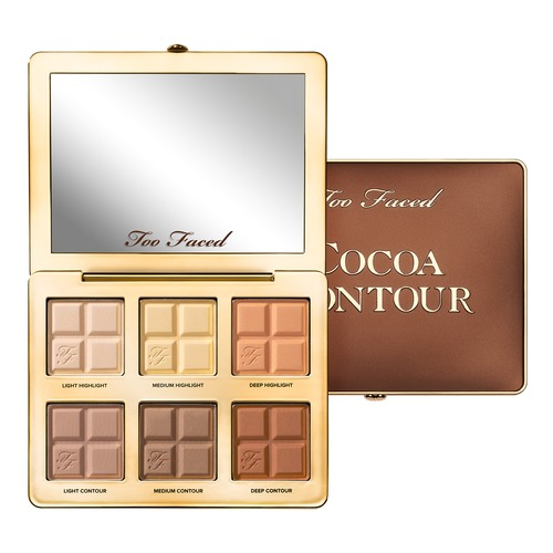 Фото - Too Faced COCOA CONTOUR PALETTE Палетка для лица COCOA CONTOUR PALETTE Палетка для лица cocoa west kitchen