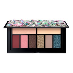 The Hoodwitch Crystalized Eye Palette Палетка теней для глаз