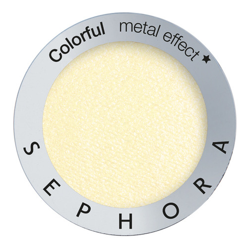 SEPHORA COLLECTION 09 Metal Effect
