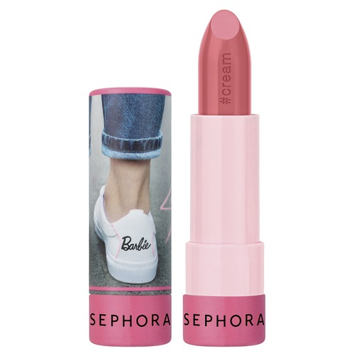 SEPHORA COLLECTION 54 Barbie Berries sephora collection lipstories губная помада 02 landing in shangai