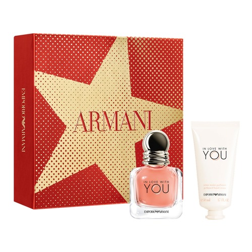 Giorgio Armani IN LOVE WITH YOU Набор