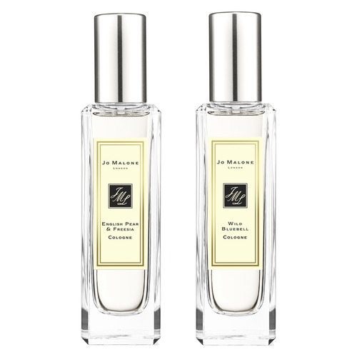Jo Malone London ENGLISH PEAR & FREESIA и WILD BLUEBELL Набор ароматов