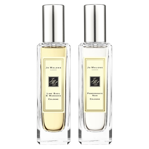 Jo Malone London LIME BASIL & MANDARIN и POMEGRANATE NOIR Набор ароматов