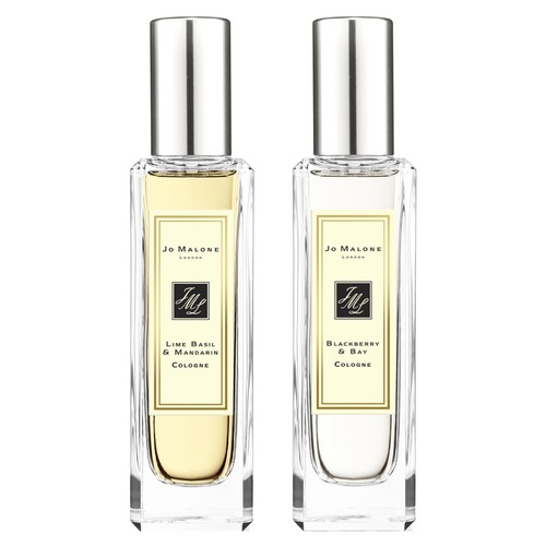 Jo Malone London LIME BASIL & MANDARIN и BLACKBERRY BAY Набор ароматов