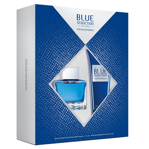 Antonio Banderas Blue Seduction For Men Набор