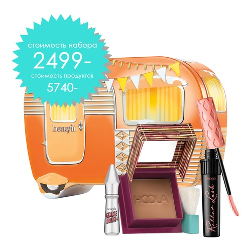 Benefit Im Hotter Outdoors Набор