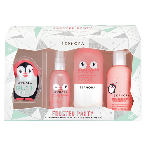 SEPHORA COLLECTION Frosted Party Набор для тела Maxi Gift